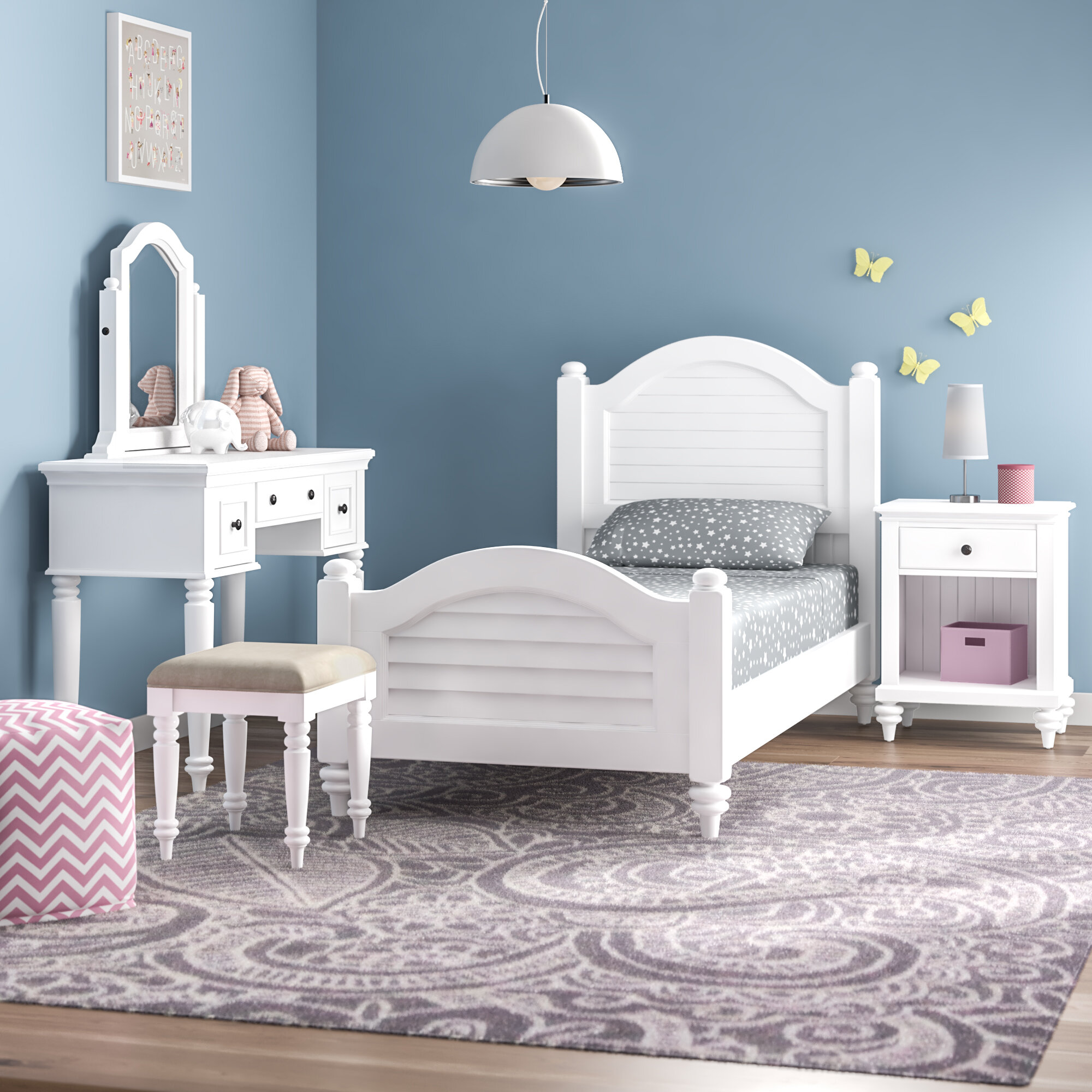 Awe Inspiring Fully Assembled Juliette Shabby Chic Champagne Double Bed Download Free Architecture Designs Rallybritishbridgeorg