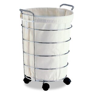 16d5562e959 Rolling Laundry Baskets   Carts You'll Love