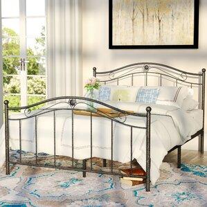 wiedeman platform bed - Metal Frame Bed