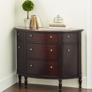 Cantor Demilune Accent Chest