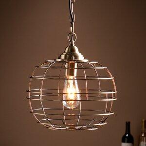 Lyons 1-Light Globe Pendant
