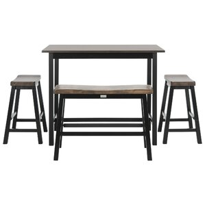 Chelsey 4 Piece Bistro Table Set by Trent Austin Design