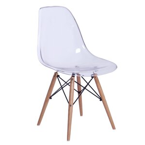 GlossWood Dining Side Chair by Fine Mod Imports