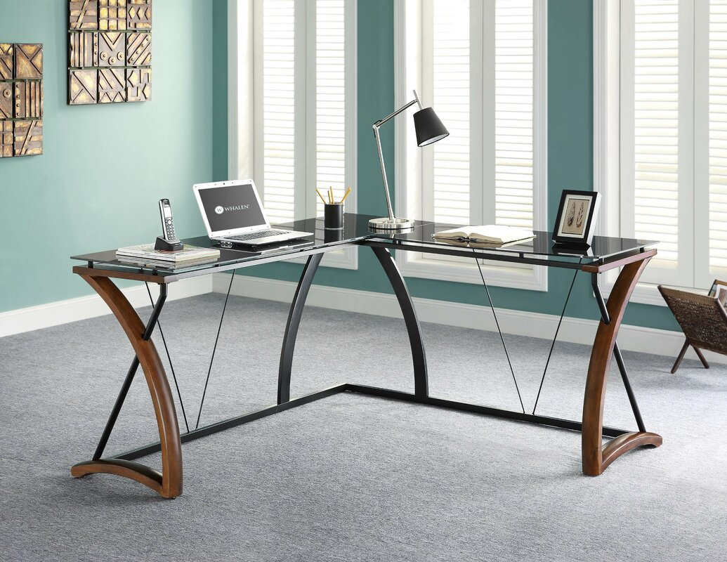 Newport L-Shape Corner Desk