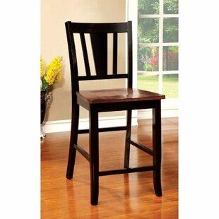 Adalbert Solid Wood Dining Chair (Set of 2)