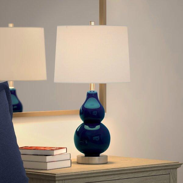 Cobalt Blue Glass Lamps | Wayfair