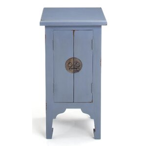 Gimora End Table by Bloomsbury Market