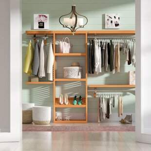 Perfect Closet Systems U0026 Organizers Youu0027ll Love | Wayfair