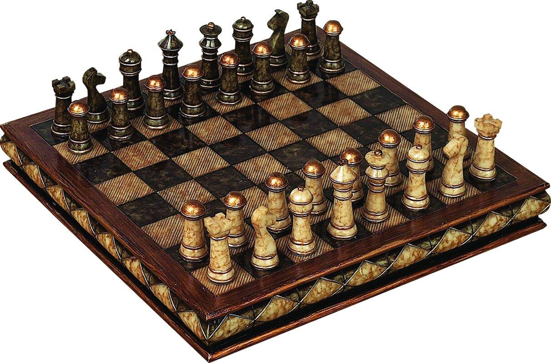 Open Foyer Chess : Astoria grand fiarmont decorative chess set reviews