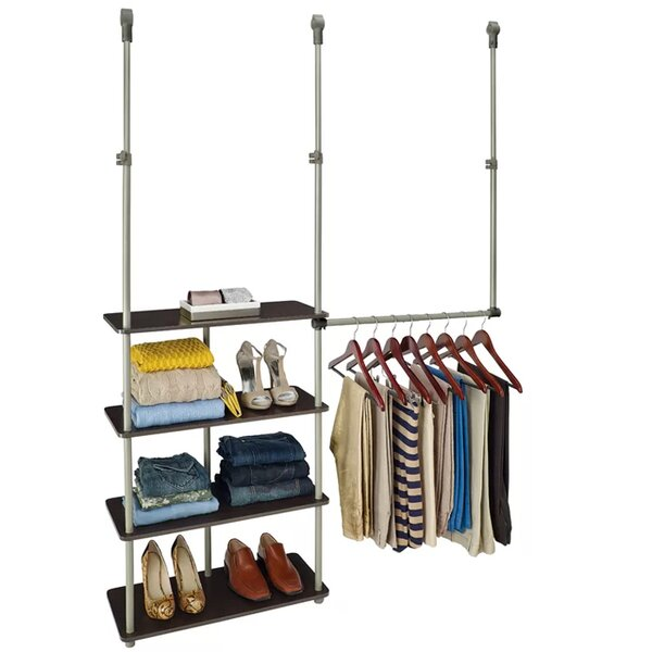 sc 1 st  Wayfair & Clothes Rails u0026 Wardrobe Systems | Wayfair.co.uk