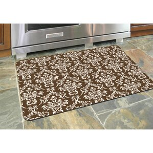Swofford Kitchen Mat With Rubber Backing