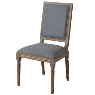 Tookes Straight Back Upholstered Dining Chair