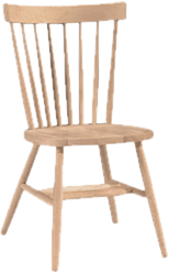 and finish finished unfinished chairs pack hardwood options canyon collections unfinishedfurnitureexpo chair dining grande