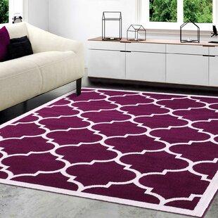 Tapis carrés: Couleur - Violet   Wayfair.ca