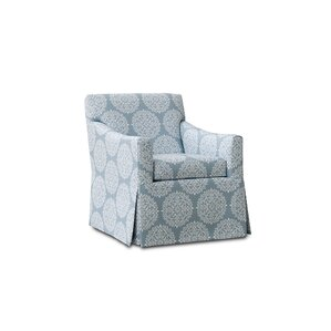 Florence Swivel Armchair by Uniquely Furnished
