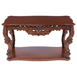 Design Toscano Saffron Hill Coffee Table