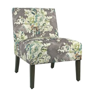 Alleyton Floral Slipper Chair by Winston Por..
