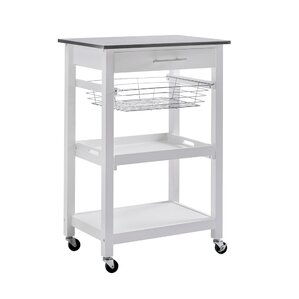 Linden Kitchen Cart by Sunjoy