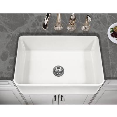 Barclay Delia 30 L X 18 W Farmer Kitchen Sink Reviews Wayfair