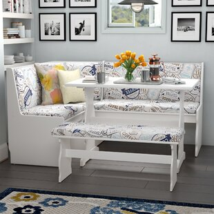 olivia nook 3 piece dining set - Small Kitchen Tables With Bench