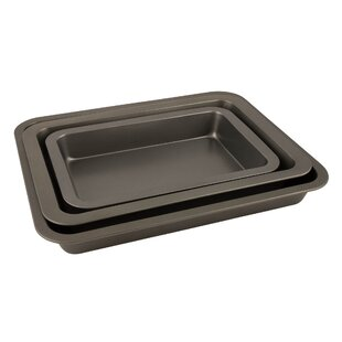 Home, Furniture & Diy Bakeware & Ovenware Non Stick Roaster Betty Crocker Tray Pan Rectangle Roasting Baking Oven Bakeware Making Things Convenient For The People