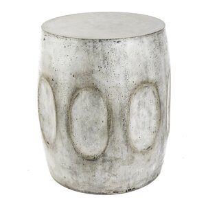 Alan Drum Side Table