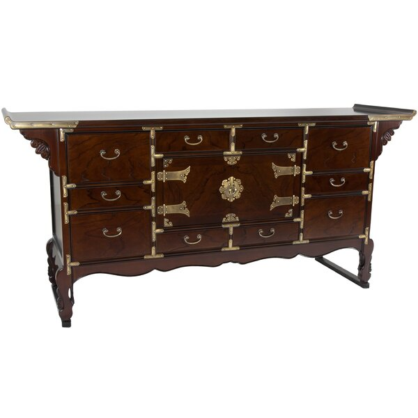 - Oriental Furniture Korean Tansu Sideboard & Reviews Wayfair