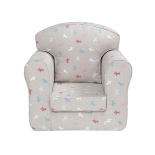 Little Dogs Loose Cover Chair by Churchfield Sofa Bed