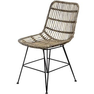 Sherise Full Rattan Dining Chair by Lynton Garden
