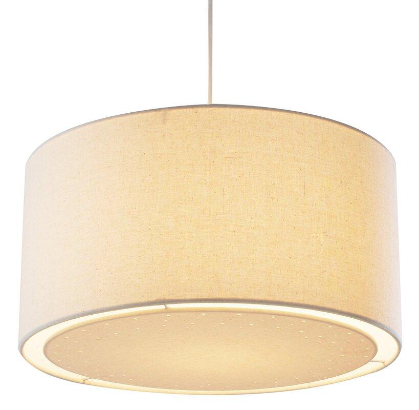 dar lighting 40 cm lampenschirm aus stoff bewertungen. Black Bedroom Furniture Sets. Home Design Ideas