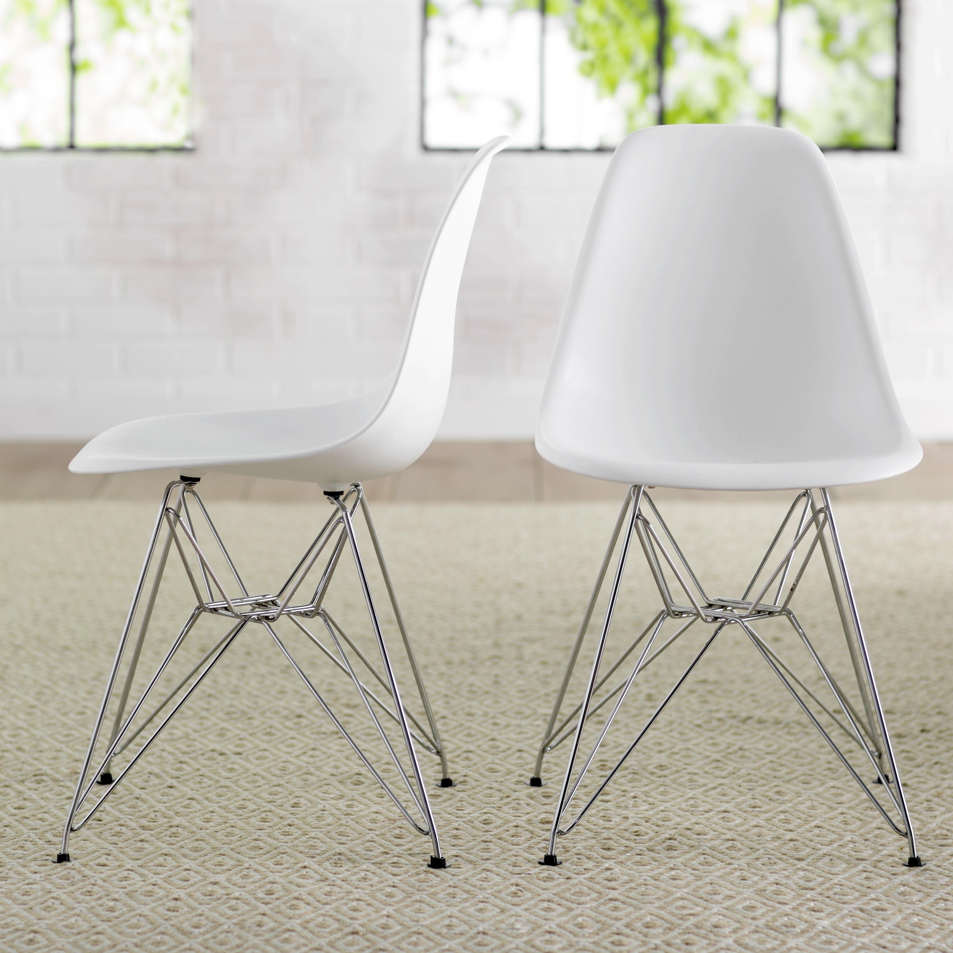 Langley street brook modern dining chair reviews wayfair
