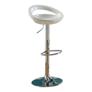 Adjustable Height Swivel Bar Stool (Set o..