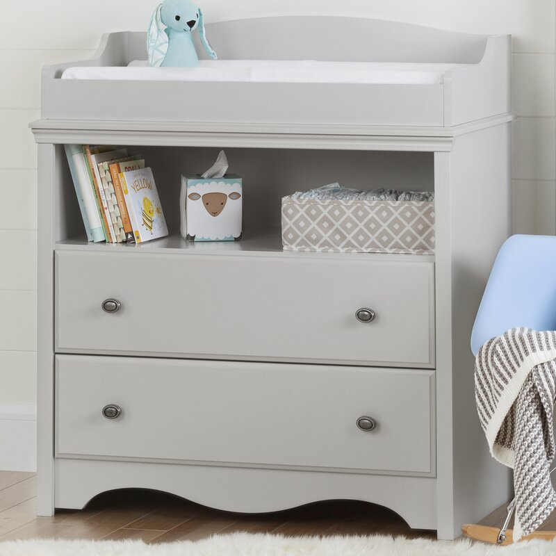 Exceptionnel South Shore Angel Changing Table U0026 Reviews | Wayfair