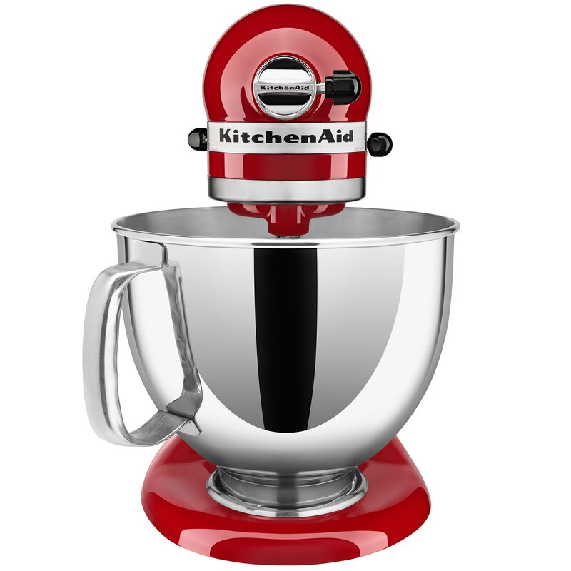 Kitchenaid Artisan 10 Speed 5 Qt Stand Mixer Reviews Wayfair