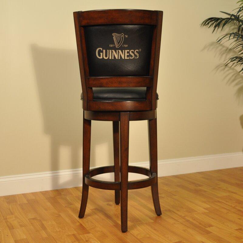 Guinness 30 Swivel Bar Stool
