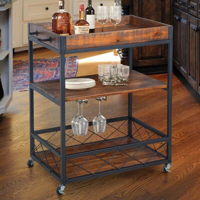 bar carts you 39 ll love wayfair. Black Bedroom Furniture Sets. Home Design Ideas