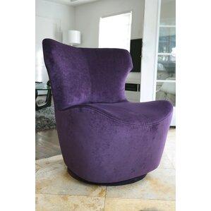 Pico Swivel Side Chair by Decenni