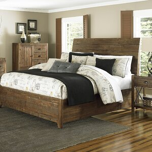 Gilman Panel Bed by Loon Peak