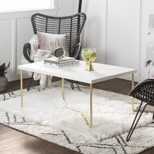Gold Trim Coffee Table Wayfair