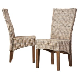 Calypso Solid Wood Dining Chair (Set o..