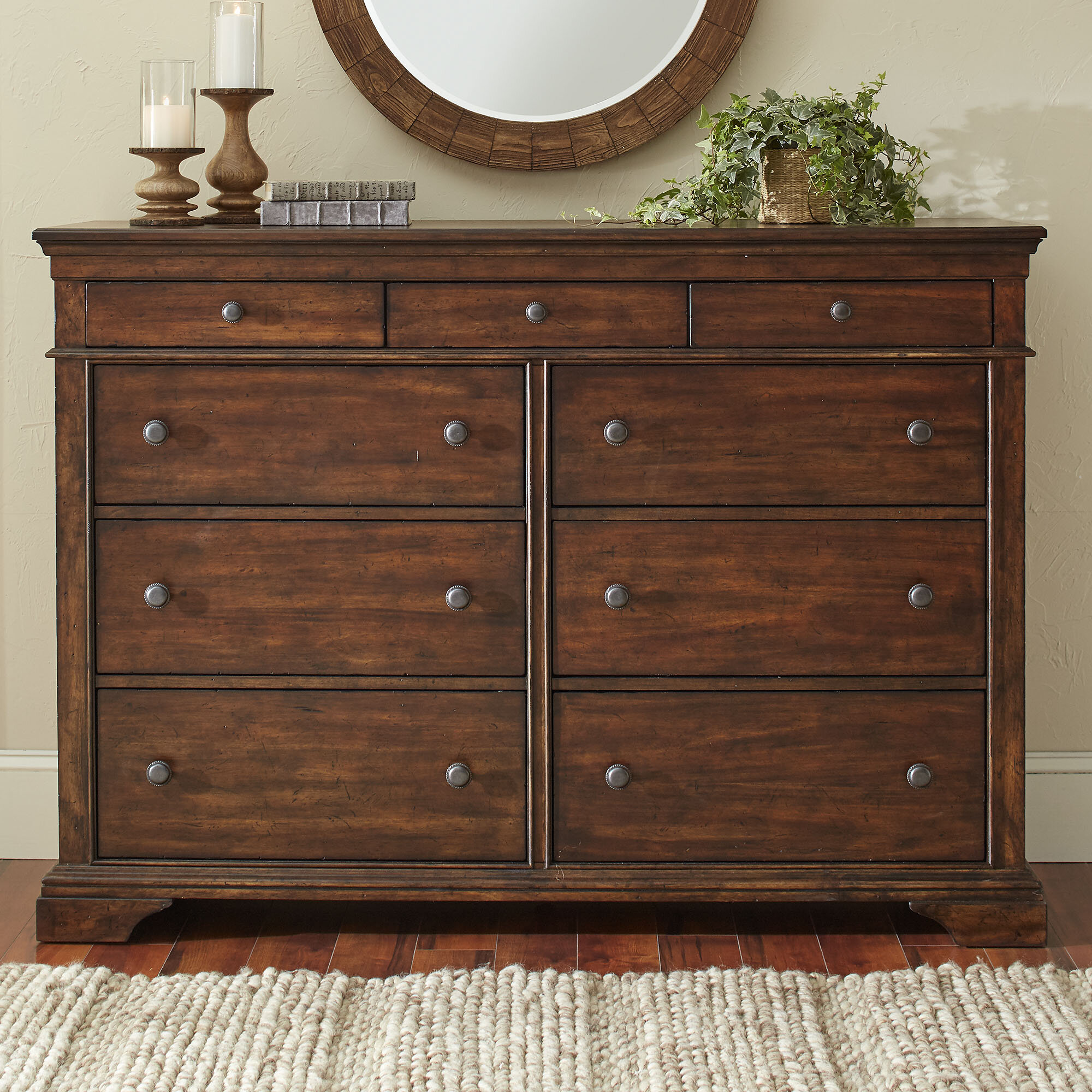 chest furniture top dressers bedroom and asp by wood drawers dresser of drawer bassett