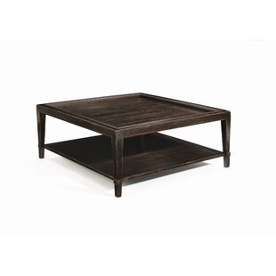 Vintage Patina Coffee Table. By Bernhardt
