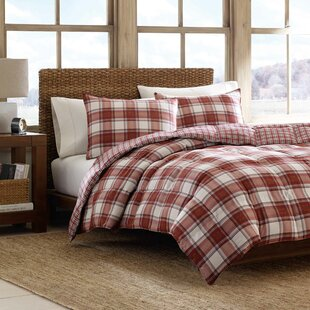 Edgewood 3 Piece Reversible Comforter Set By Ed Bauer