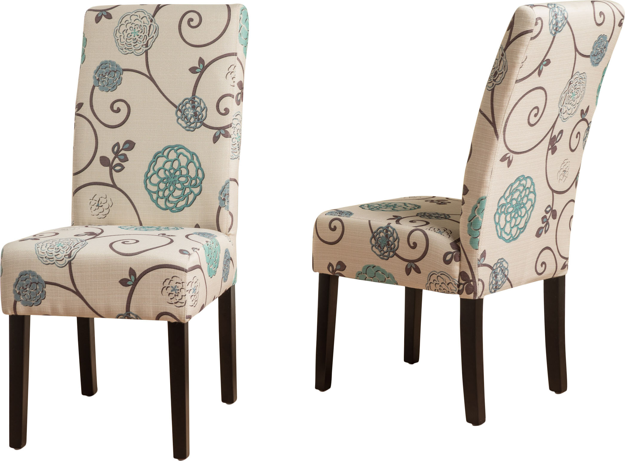Delicieux Alcott Hill Back East Side Upholstered Dining Chair U0026 Reviews | Wayfair