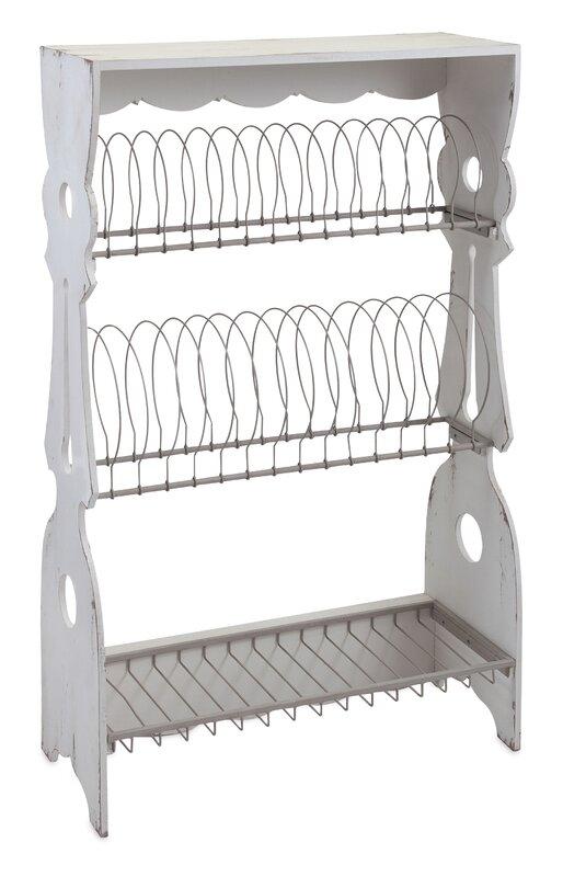 Plate Rack  sc 1 st  Wayfair & Farmhouse Plate Rack | Wayfair