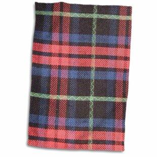 Buariki Traditional Scottish Tartan Plaid Checks Checke Checked Scotland  Hand Towel d96f70088