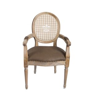 Charmant Louis Upholstered Dining Chair