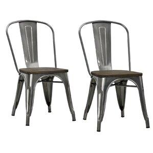 Modern Metal Dining Chairs | AllModern