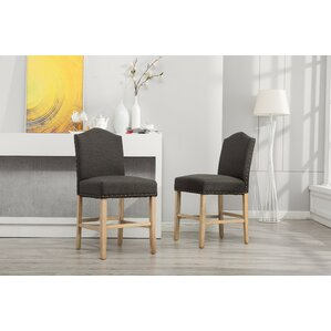 Clarrie Upholstered Dining Chair by Red Barrel Studio