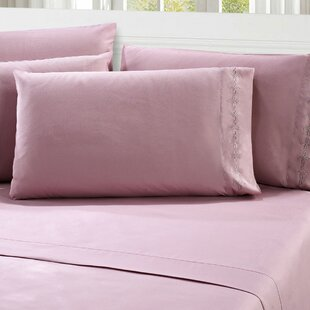 Lilac Bed Sheets | Wayfair